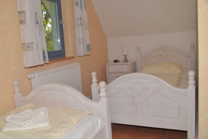 Schlafen mit Einzelbetten