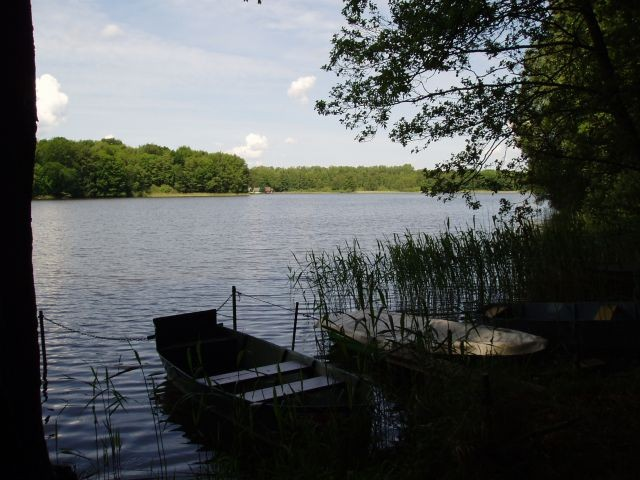 Ruderkahn am Neuenkirchener See kann kostenlos genutzt werden