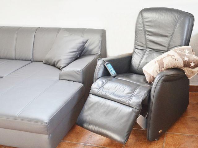 Elektrischer Fernsehsessel mit Aufstehhilfe