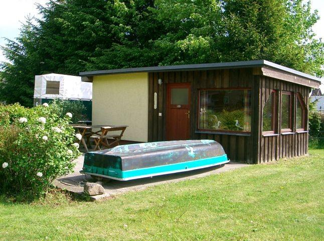 Sauna mit Dusche, Terrasse, Relexliegen