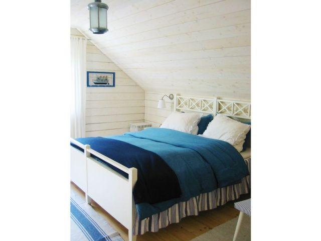 Gemütliches Doppelbet - Schlafzimmer 2