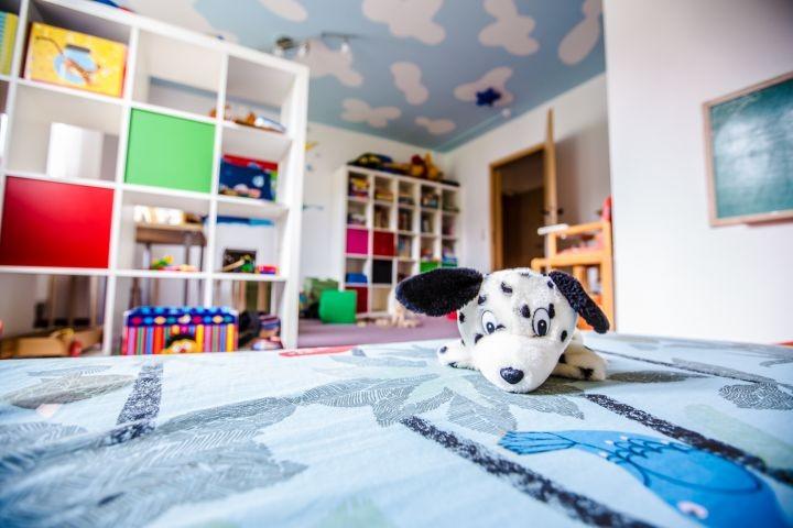 Unser Kinderspielzimmer
