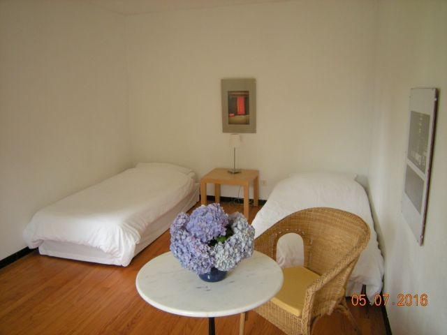 2-Bett Schlafzimmer 1. Etage
