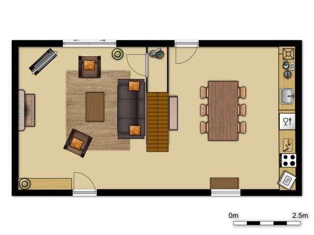 Gebäudeplan 1