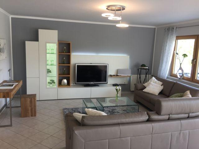 Wohnzimmer mit Moselblick
