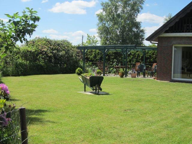 Garten Ferienhaus Maya
