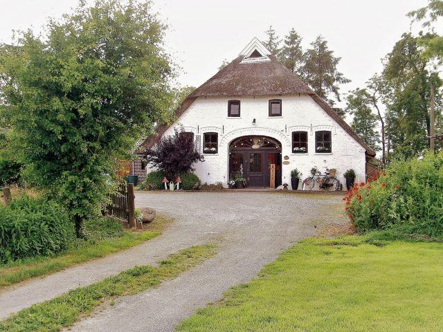 Haus Bungt, 100 m fern der Straße