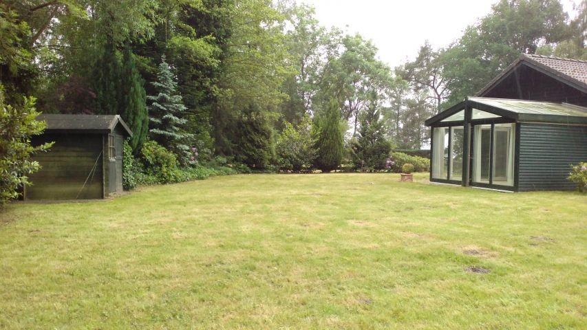 der Garten in Süd-Ostlage
