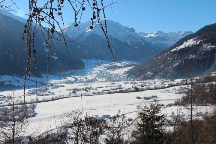 Das Münstertal im Winterkleid