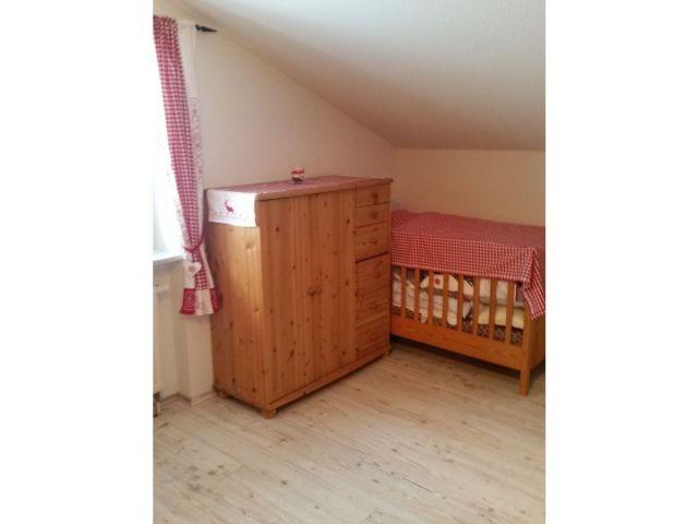 Schlafzimmer 1 - Kinderbett