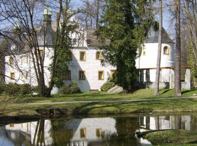 Wasserschloss Sallgast