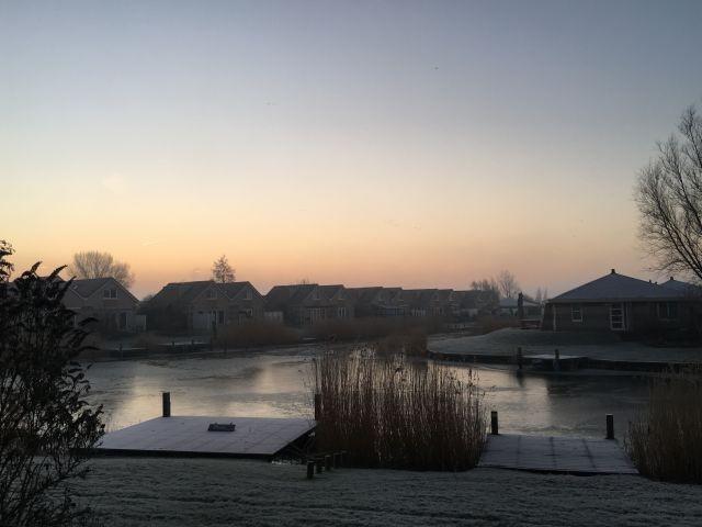 Winterlicher Tag