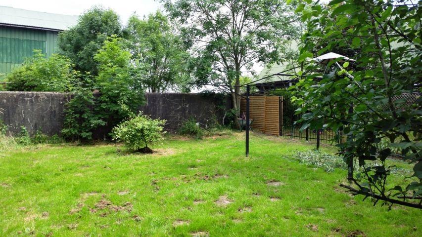 Garten zum toben