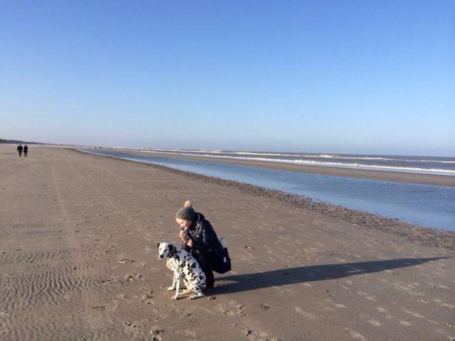 27 km Strand