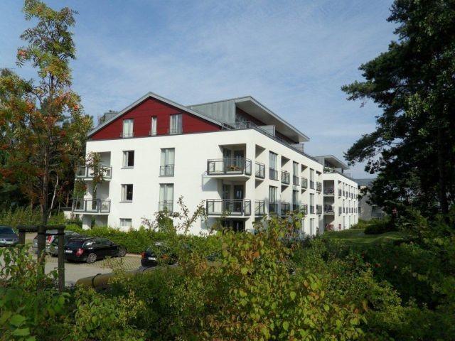 Appartementanlage 1. Reihe