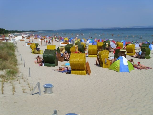 Strand der Schaabe in Juliusruh