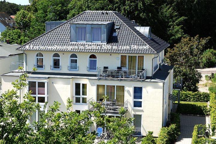 3 Ferienwohnungen im Haus Möwe Sellin