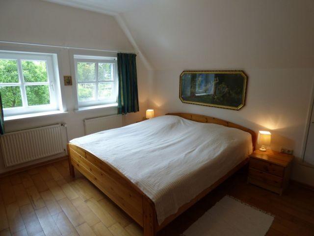 Schlafzimmer Westsseite
