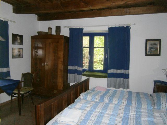 Haus Jani, großes  Schlafzimmer