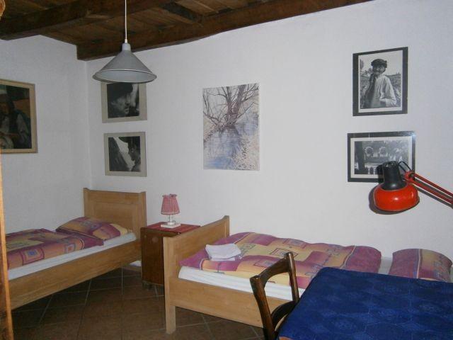 Haus Jani, kleines Schlafzimmer