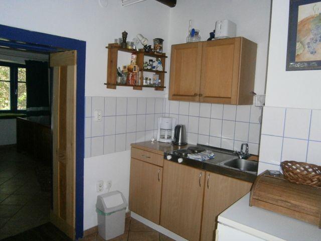 Haus Jani, Küchennische