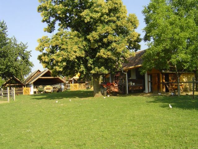 Nostalgie-Bauernhof, Wirtschaftshof