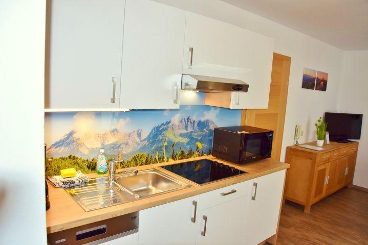 Kueche Apartment