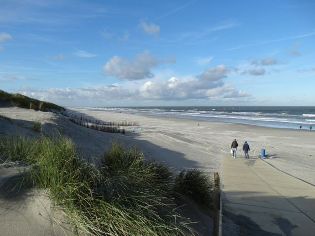 27 km Sandstrand (Hundestrand)