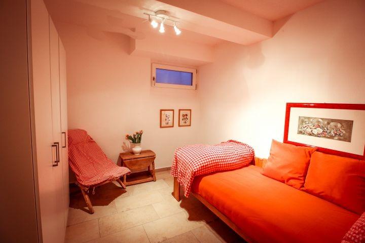 kleines Hang-Zimmer mit dritten Bett