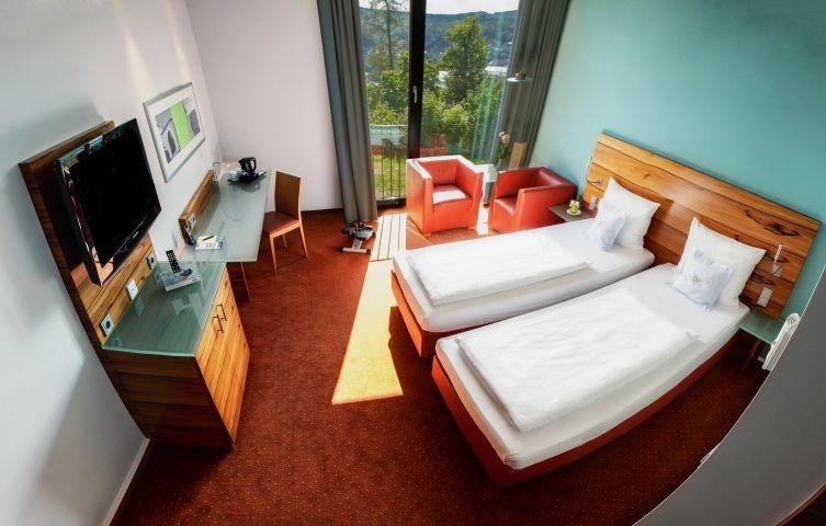 Doppelzimmer mit Twinbed