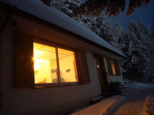 Winter - Abendstimmung