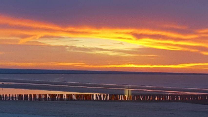 Abendimpression am Strand