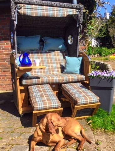 Hunde willkommen im Green Garden Cottage