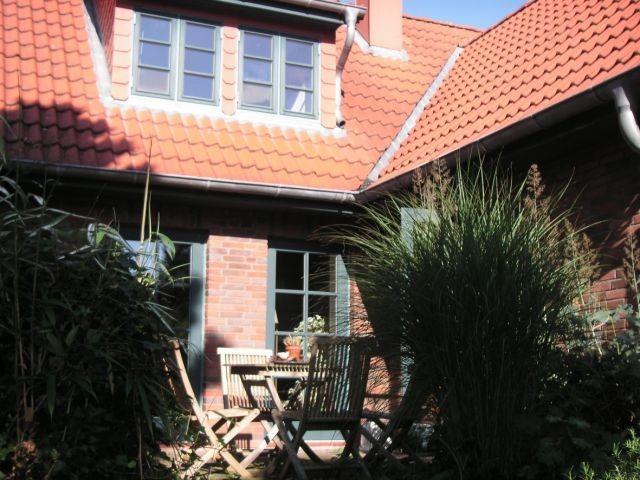 Ihre Wind- und sichtgeschützte Terrasse