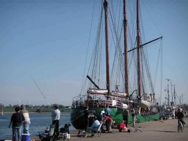 Ausflug nach Kappeln und Besuch des Museumshafens