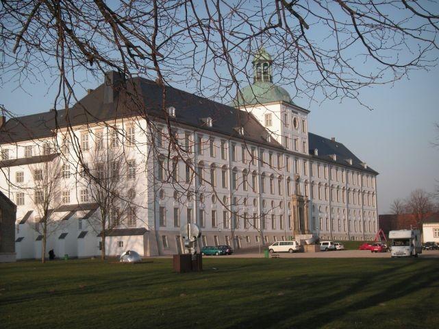 Schloss Gottorf in Schleswig mit interessanten Ausstellungen