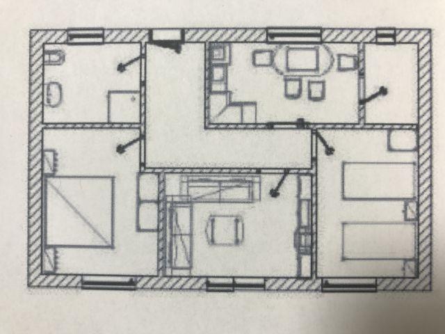 Grundriss Haus Krabbi