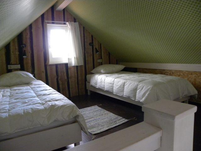 Weitere 2 Betten, können auch zusammen geschoben