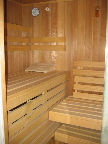 Sauna und Sanarium
