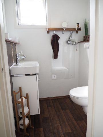 Bad/WC im Erdgeschoss