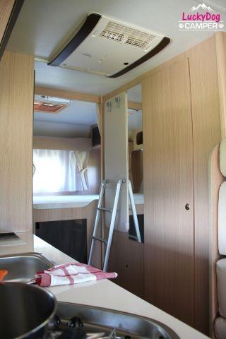 Lucky Dog Camper - Wohnmobil-Vermietung für den entspannten Urlaub mit Hund