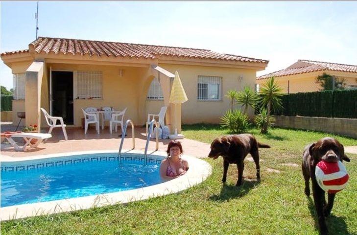 Unser privates Ferienhaus Casa Menorca