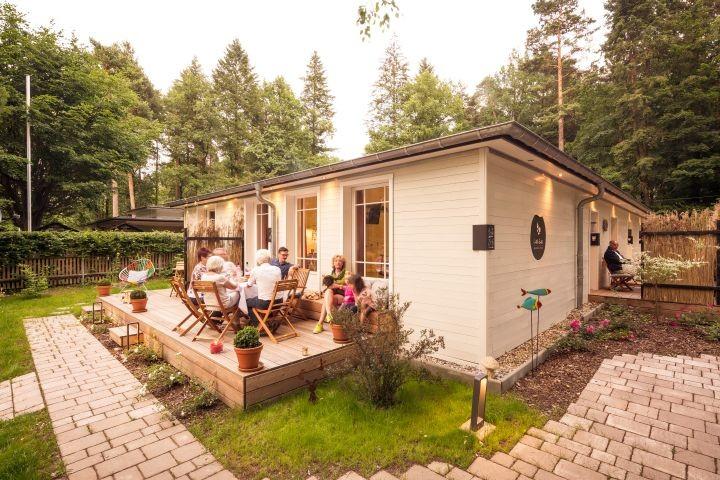 Little Suites im Sommer