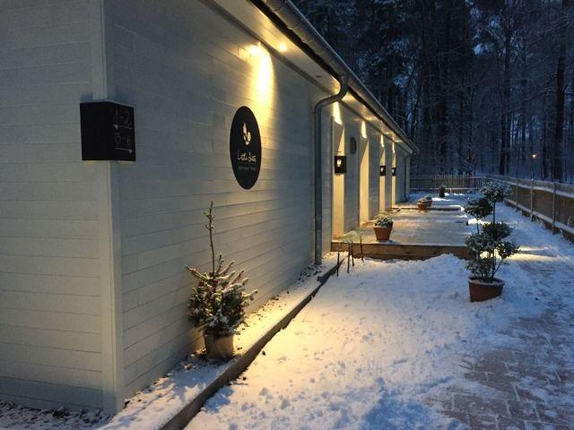 Little Suites im Winter