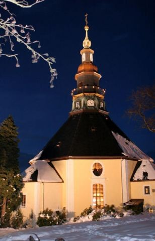 Rundkirche Seiffen