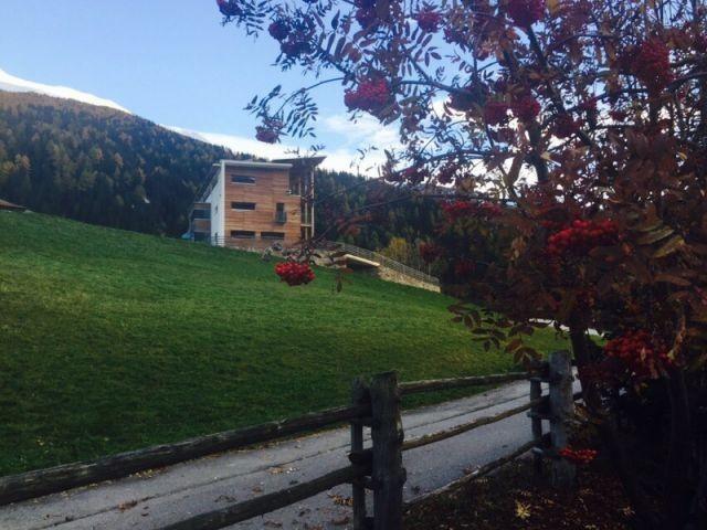 Aviunshof im Herbst