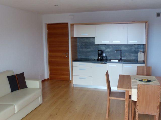 Wohn- Essbereich mit Küche