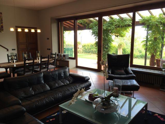 Wohnzimmer Villa
