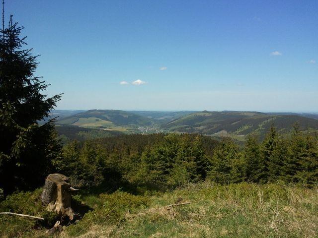 """Herrliche Ausblicke ins """" Land der 1000 Berge"""""""