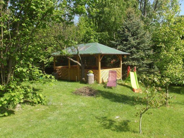 Gartenhaus für unsere G#ste